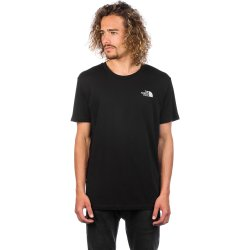 THE NORTH FACE Simple Dome T Shirt nero