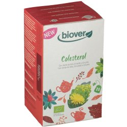 Biover Bio Herbal Infusion Cholesterol