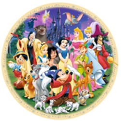 Puzzle Fantastic characters 15784