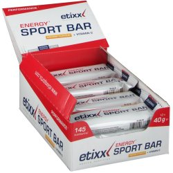 Etixx Energy Sportbar Orange