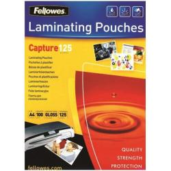 FELLOWES CF100 POUCHES LUCIDE CAPTURE125 A3 5307506