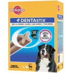Pedigree Dentastix cani grandi (>25 kg) 28 pz 1080 g