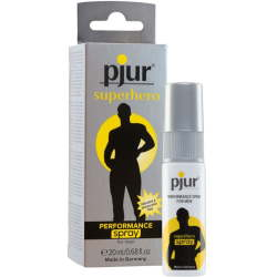 Spray Ritardante Sessuale Pjur Superhero