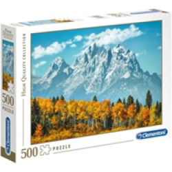 Puzzle High quality collection grand teton in fall 35034
