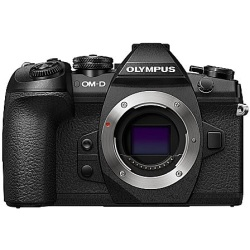 Olympus OM D E M1 Mark II body nero