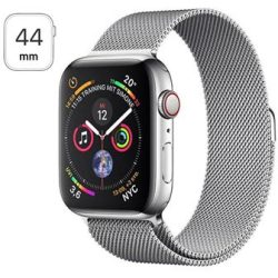 Apple Watch Series 4 LTE MTX12FD A Acciaio Inossidabile Loop Milanese 44mm 16GB Color Argento