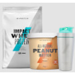 Impact Whey Protein Chocolate Smooth 2 5 KG