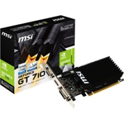MSI GEFORCE GT 710 2GD3H LP GT710 2GD3H LP