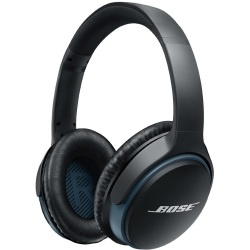 Bose SoundLink cuffie wireless around ear II nero