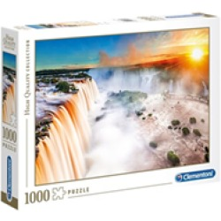 Puzzle High Quality Collection Cascata 39385
