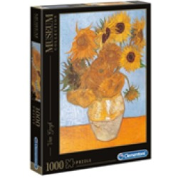 Puzzle Museum collection van gogh sunflowers 31438