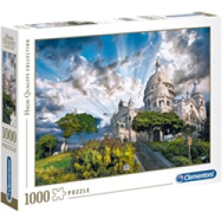 Puzzle High quality collection montmartre 39383