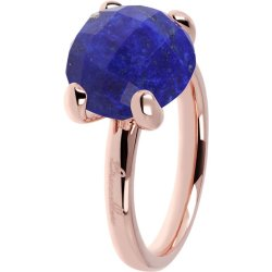 Anello Cocktail Lapis ROSE GOLD 14 LAPIS
