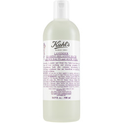 Kiehl's Detergenti Esfolianti Lavender Foaming Relaxing Bath Sea Salts And Aloe Vera 500 Ml