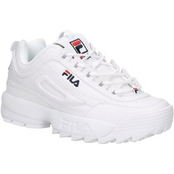 Fila Disruptor Low Sneakers bianco
