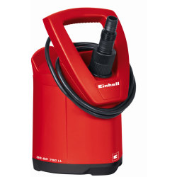 Pompa sommersa acque chiare Einhell GE SP 750 LL