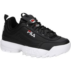 Fila Disruptor Low Sneakers nero