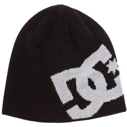 DC Big Star Beanie nero
