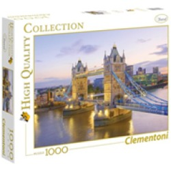 Puzzle High Quality Collection Towe Bridge 39022