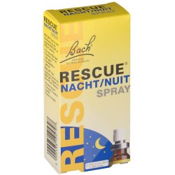 Bach Bloesem Rescue Spray Night