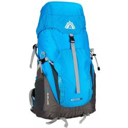 Abbey Zaino da Viaggio Aero Fit Sphere 50 L Blu 21QH BAG Uni