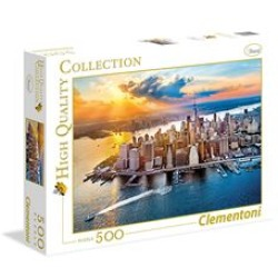 Puzzle New york 500 pz