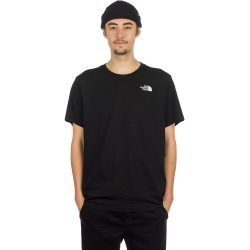 THE NORTH FACE Red Box T Shirt nero