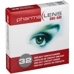 PharmaLens Day Lenses Dioptre 4.50