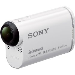 Sony HDR AS100V bianco
